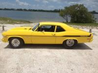 1972 Chevy Nova Yanko Clone for sale (FL) - $25,500.