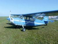 1972 Citabria GCBC Airplane This Citabria is part of an