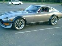 60110 miles Upgrades: 240z Energy suspension entire