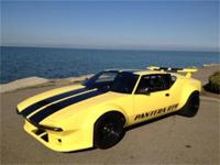 This 1972 DeTomaso Pantera (Stock # 30645) is available