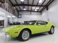 1972 De Tomaso Pantera  HIGHLIGHTS BEAUTIFULLY RESTORED