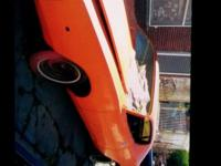 1972 DODGE CHARGER 2 DR RARE MODEL HEMI ORANGE /BLACK