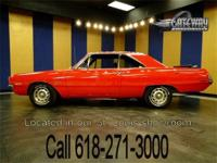 1972 Dodge Dart Swinger for sale! This Dart has only