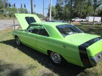 1972 Dodge Dart Swinger Very good Condition, Well