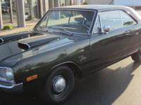 FUN - FAST - AND TURNS HEADS! 1972 Dodge Dart Swinger,