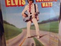 "This ad is for Elvis Presley ""Separate Ways"" LP,"
