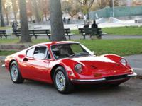 1972 Ferrari 246GT Dino: Out of nearly 40 year