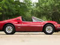 This vehicle will be offered at Mecum Auction Monterey