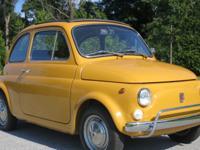 1972 Fiat 500 500 L  The Fiat 500L  (Italian: