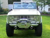 1972 Bronco  I have done everything possible to make