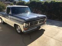 1972 f100 shortbed. If you are looking for a one of a