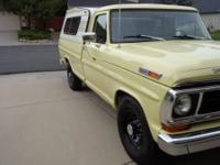 1972 Ford F-250 for sale (NV) - $19,900 '72 Ford F250