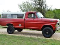PTIONS: Year : 1972 Make : Ford Model : F-250 Trim :