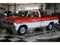 1972 Ford F100 Pick up Truck - 1972 Ford F100 Long Bed