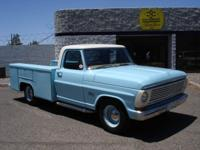 1972 FORD F-250SPORT CUSTOM351 V-8 WITH PROPANE
