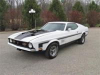 This 1972 original Ford Mustang Mach one is still