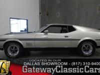 See this 1972 Ford Mustang Mach 1 on display in our
