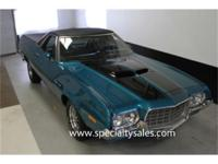 .This 1972 Ford Ranchero (Stock # 30655) is available