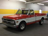 1972 GMC 3/4 ton Fleetside long box for sale in
