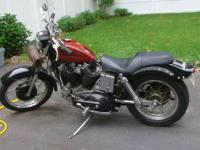 Must sell, new bike has arrived!! 1972 Harley Sportster