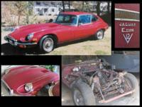 1972 Jaguar LHD Series 3 2+2 * V12 * E TYPE offered for