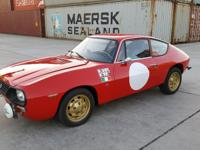 MODEL HISTORY  The Lancia Fulvia was introduced at the