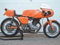 "This is the ""real thing"", a real genuine SFC Laverda"