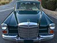 1972 Mercedes Benz 600 Automatic Extremely Rare.  The