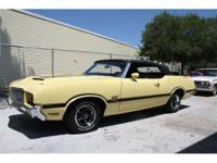 Real nice 1972 Olds 442 tribute , this car has a 350 4