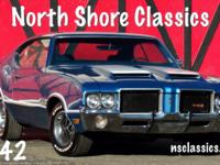 Here we have a Nice clean 1972 Oldsmobile Cutlass with
