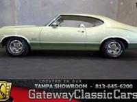Stock #596-TPA 1972 Oldsmobile Cutlass 442  $42,995