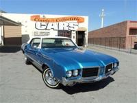 1972 Oldsmobile Cutlass Supreme 2-Door Coupe - 455 Big