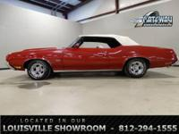 1972 Oldsmobile Convertible is for sale in our