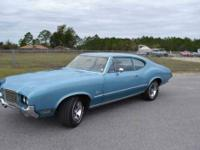 1972 Oldsmobile Cutlass in Excellent Condition Nordic