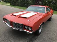 1972 Oldsmobile Cutlass S Holiday Coupe, an original