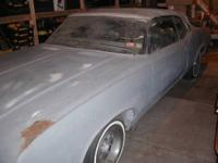 1972 Oldsmobile Cutlass Supreme Conv ..1 of Only 700