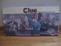 1972 PARKER BROTHERS CLUE DETECTIVE GAME NO. 45 IN