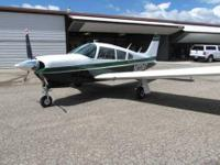 1972 piper arrow II - Great Airplane, TSMOH 179, IFR