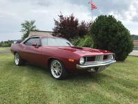 American muscle cars are like no other cars produced.