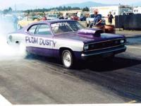1972 Plymouth Duster Drag Racer (WA) - $22,500 Exterior