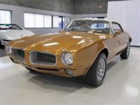 EXCELLENT EXAMPLE OF A CLEAN ORIGINAL 1972 PONTIAC