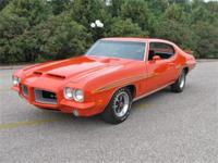 Just in is this stunning show quality 1972 Pontiac GTO
