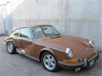 1972 Porsche 911T Here is a 1972 Porsche 911T, Very