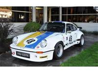 1972 Porsche 911 S-RSR Chassis No. 9112300030 0 0 1 579