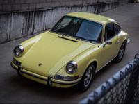 1972 Porsche 911 T  The complete restoration has