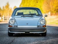 1972 Porsche 911TargaMFI, 2.4Litre, Full Mechanical and