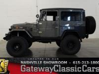 For sale in our Nashville showroom is a custom 1972