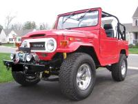 1972 Toyota Land Cruiser FJ40 Head Turning 350