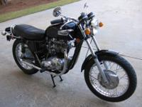1972 Triumph Bonneville T120V. This is a numbers match