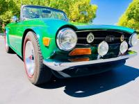 1972 Triumph TR6 British Racing Green Exceptional